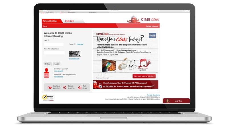 Cara Daftar Cimb Click Raiz Invest
